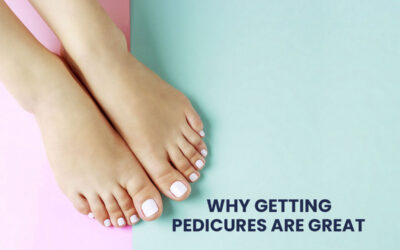 Why getting pedicures are great
